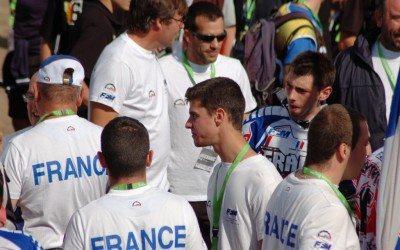 La France Championne du Monde en Finlande
