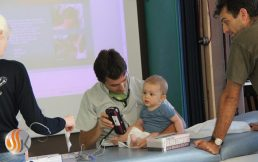 Kiné respiratoire du nourrisson Module 2 chez SSK