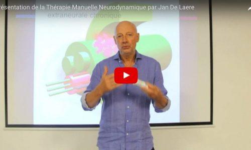 Interview Jan De Laere pour la TMND