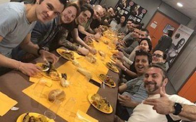 Le repas de fin d'année en Therapie Manuelle chez SSK - IMG_8470